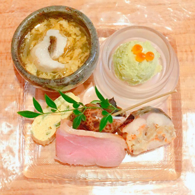 カジュアル割烹shunおいしい黒毛和牛しゃぶ茶漬けランチ