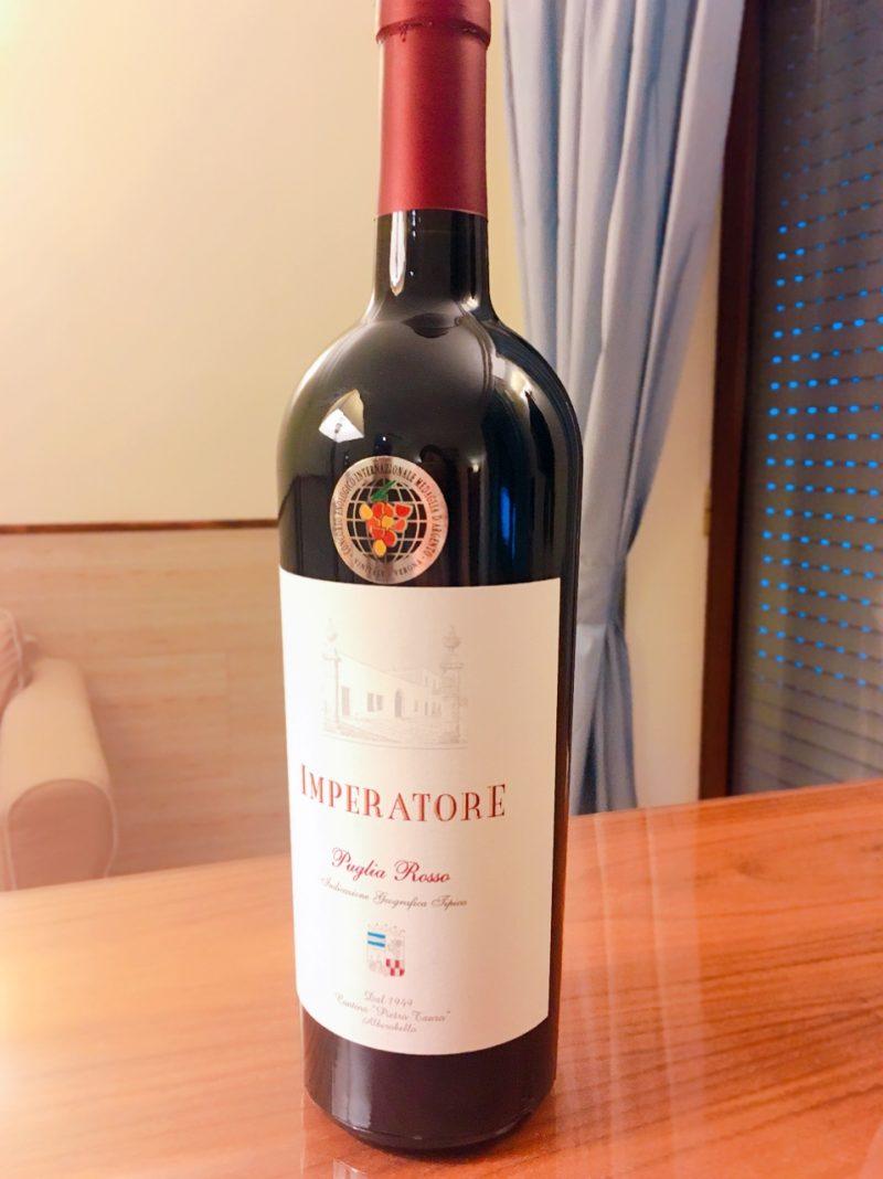 アルベロベッロのワイン