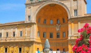 バチカン美術館・システィーナ礼拝堂