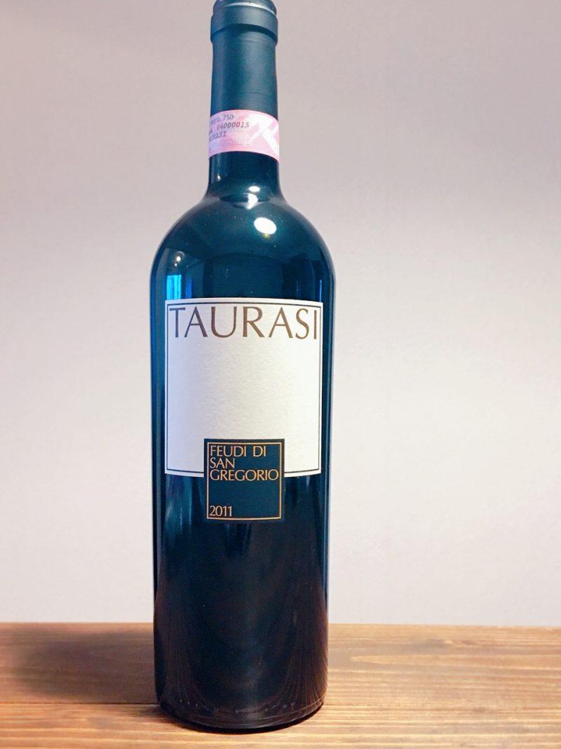 FEUDIのTAURASIワイン