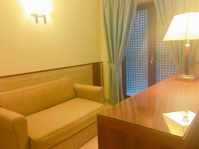 ナポリのスイーツアンドレジデンスホテル