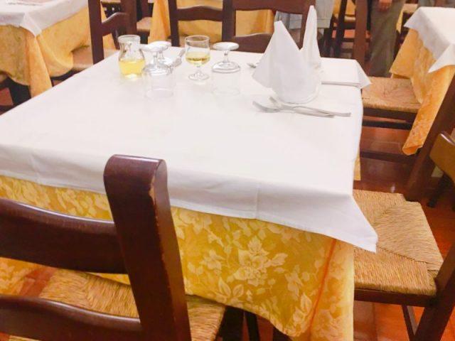マテーラの洞窟レストラン