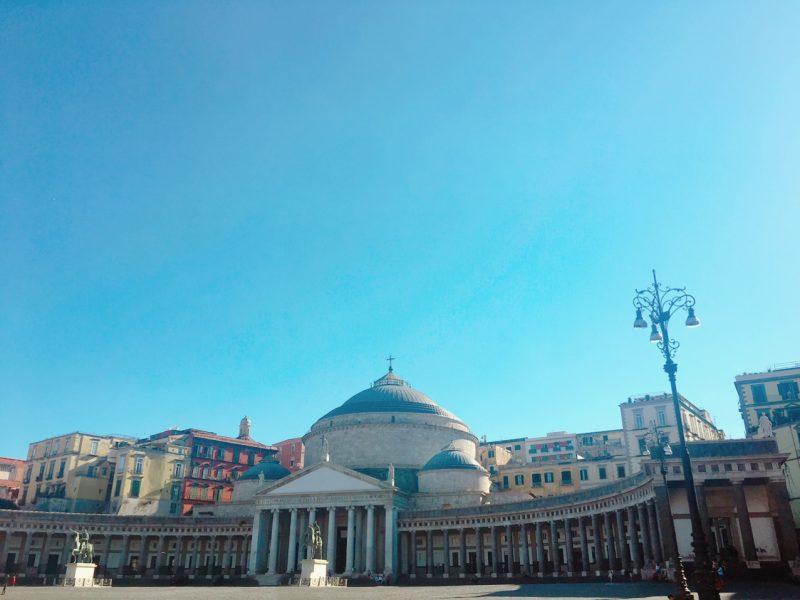 サン・フランチェスコ・ディ・パオラ聖堂