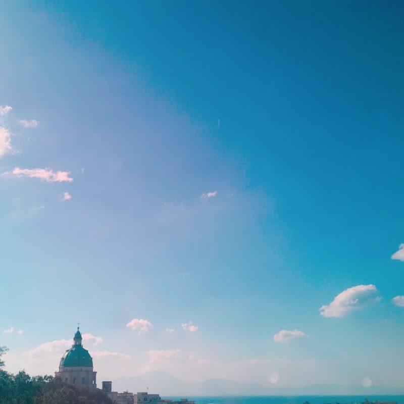 ナポリの風景