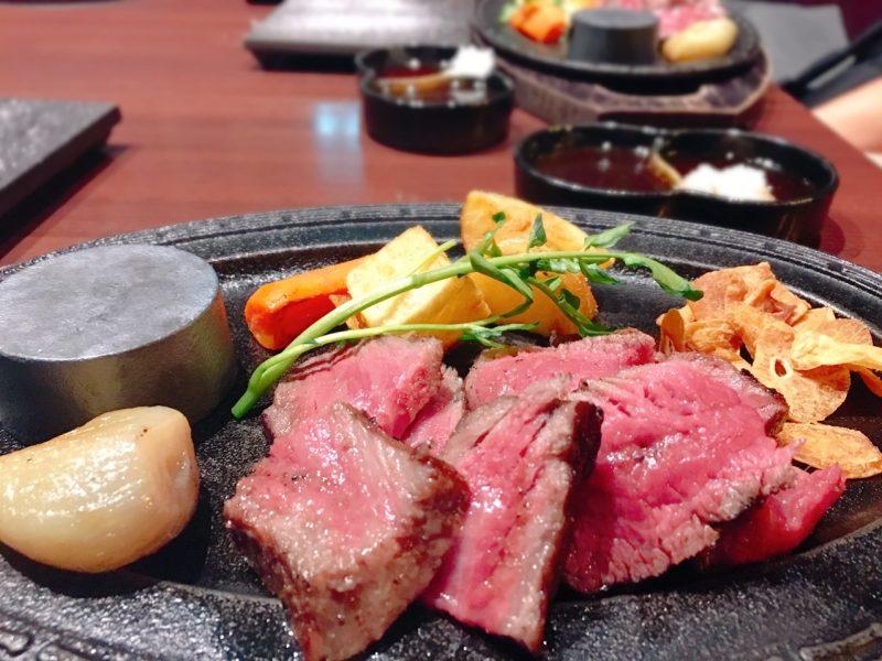 梅田・北新地でおいしいステーキと寿司が食べれる店♡心たけ【誕生日】