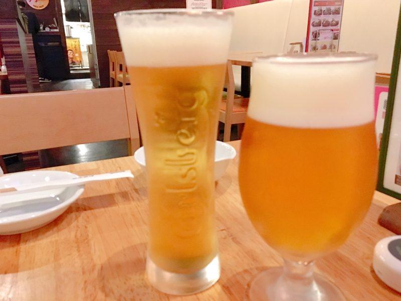 堺筋本町駅付近で飲み会♪SENBARで肉三昧