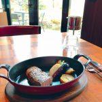 ザガーデンオリエンタル大阪のランチでステーキを♪