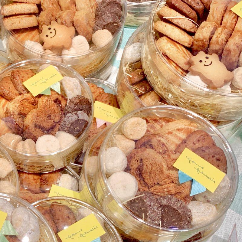 なんば高島屋コムシノワのくまのクッキー