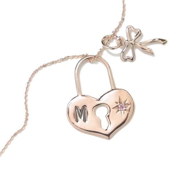 あいのり桃着用♡恋する天使のネックレス