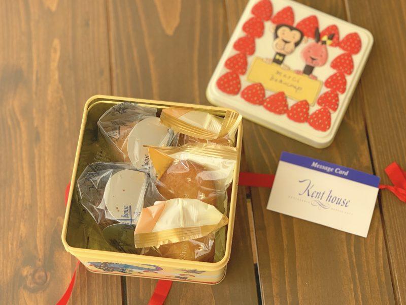 缶がかわいい♡ケントハウスの焼菓子*大阪