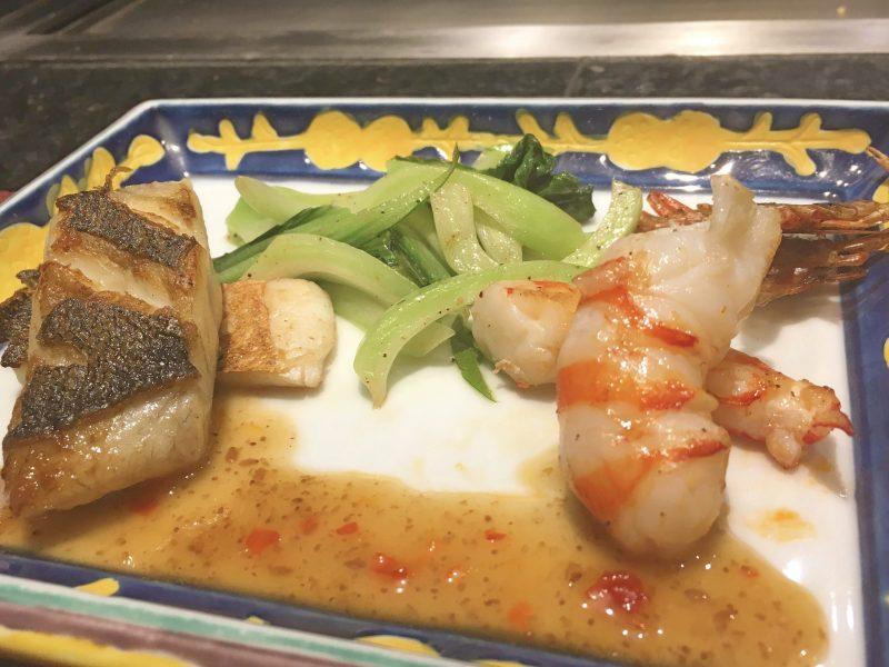 大阪南港『日本料理・鉄板焼 彩(いろどり)』ハイアットリージェンシー大阪