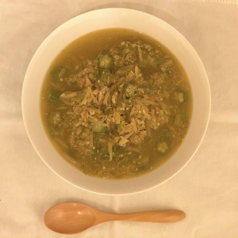 atsushiレシピ*『豆もやしとツナのとろみスープ』をつくってみました♡