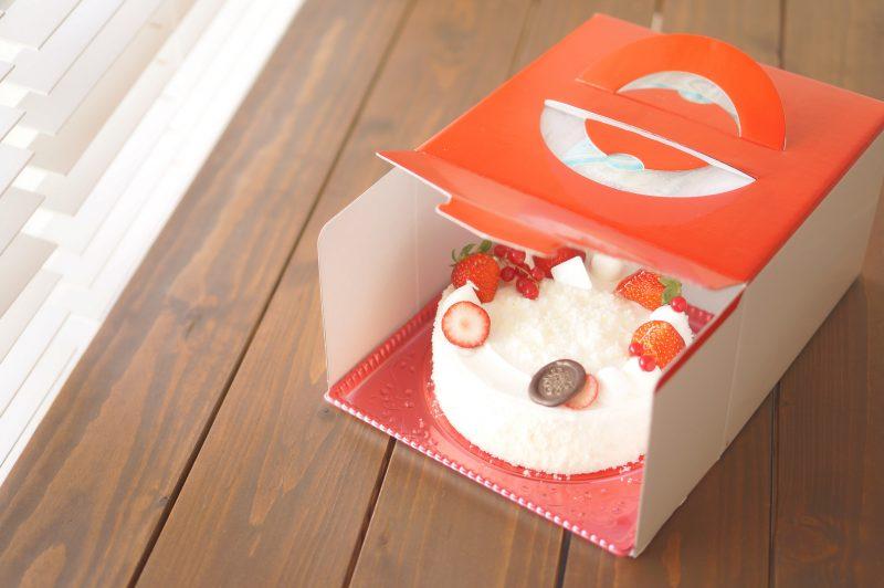 ハイアットリージェンシー大阪のクリスマスケーキがおいしい♡