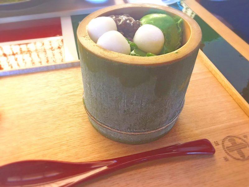食べるべき♡中村藤吉宇治本店限定おいしい生茶ゼリィ