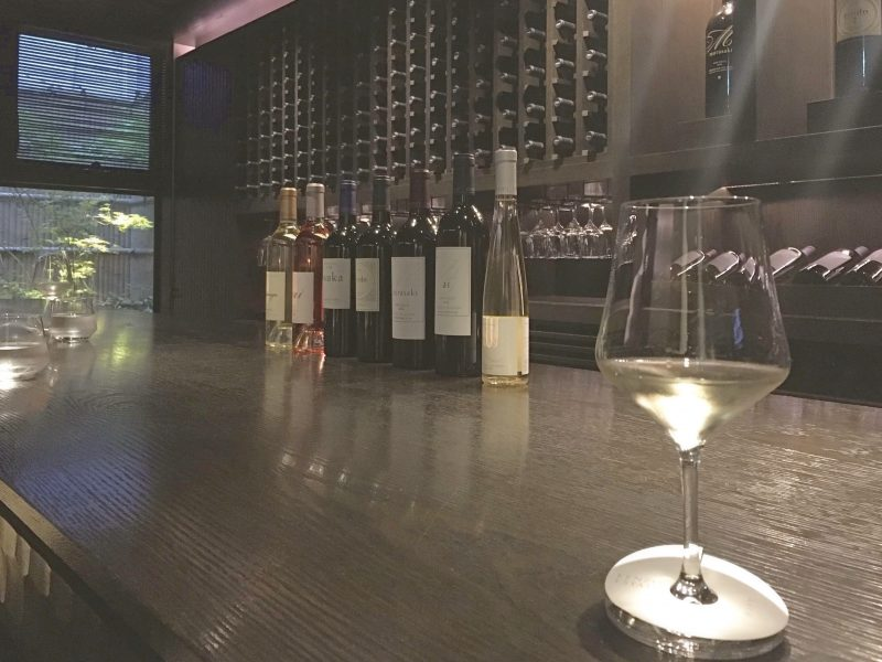 京都の祇園で飲むおすすめのおいしいワイン♡ケンゾーエステイトあさつゆ