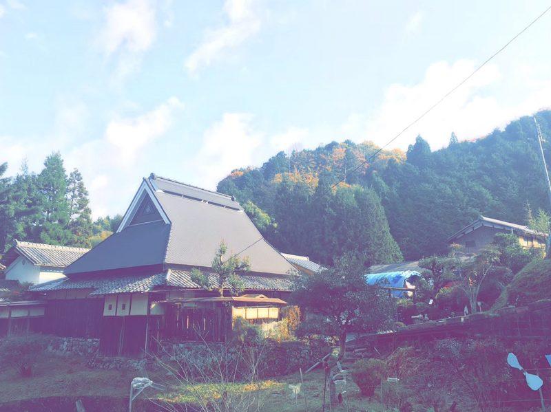 宇治田原のハートの窓『正寿院』がインスタ映え♡
