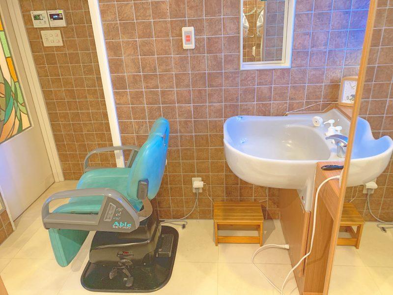 西川医院で無痛分娩!体験談*シャワー室