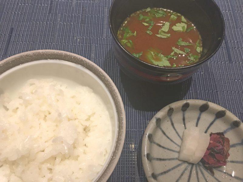 ハイアットリージェンシー大阪『日本料理・鉄板焼 彩』のクリスマスディナー