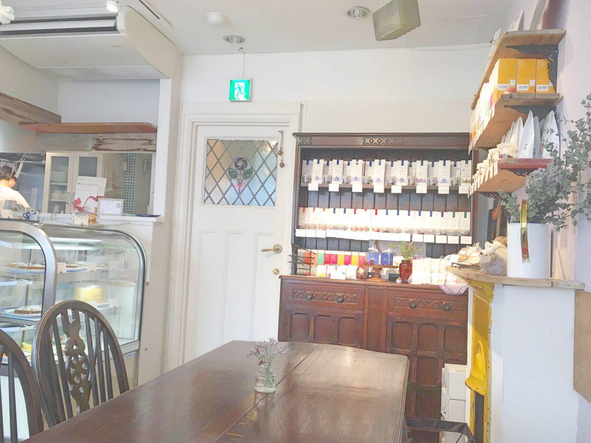 仙台で紅茶を♡はりねずみがお出迎え♪カフェドエリソンでランチ