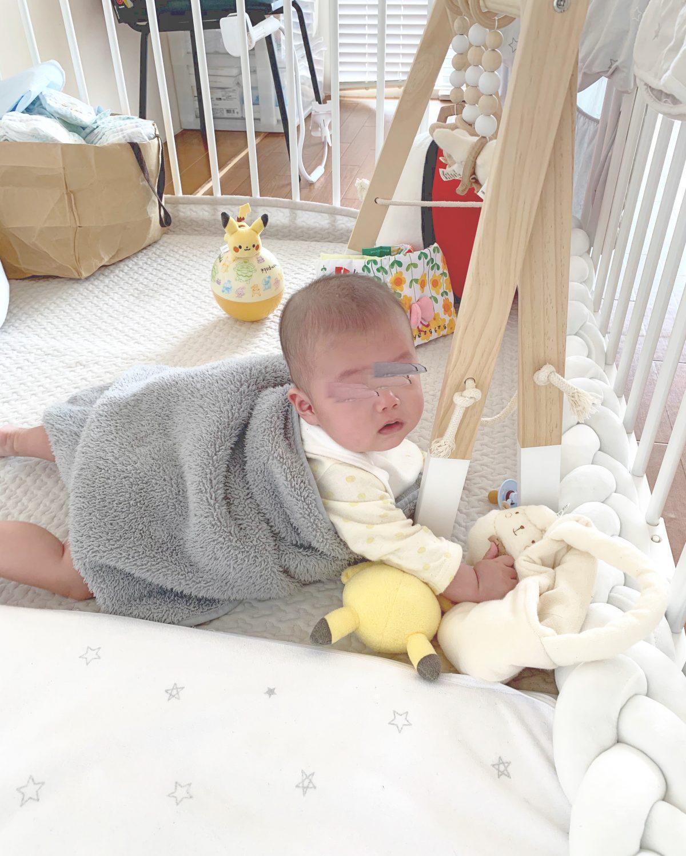 息子の成長記録(0歳7ヶ月~0歳8か月)
