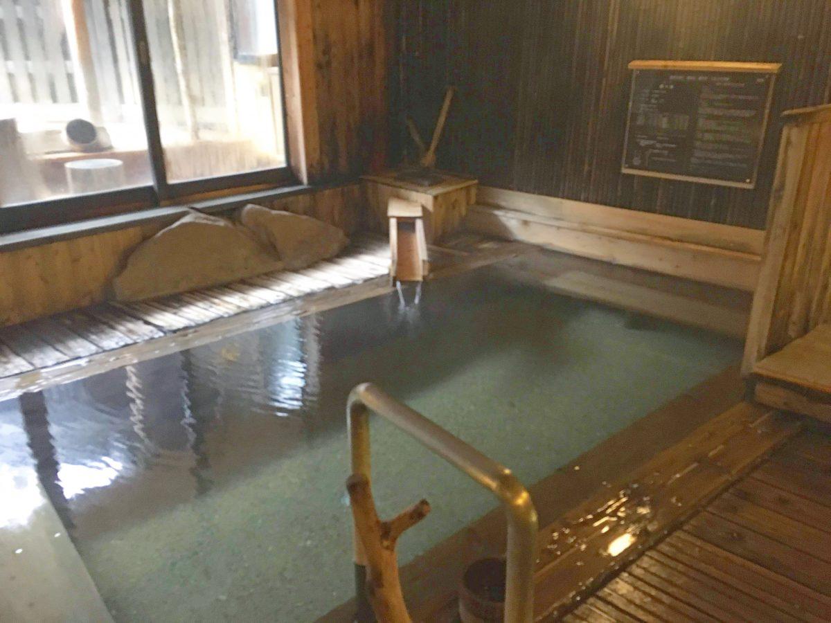 乳頭温泉郷 妙乃湯のお風呂
