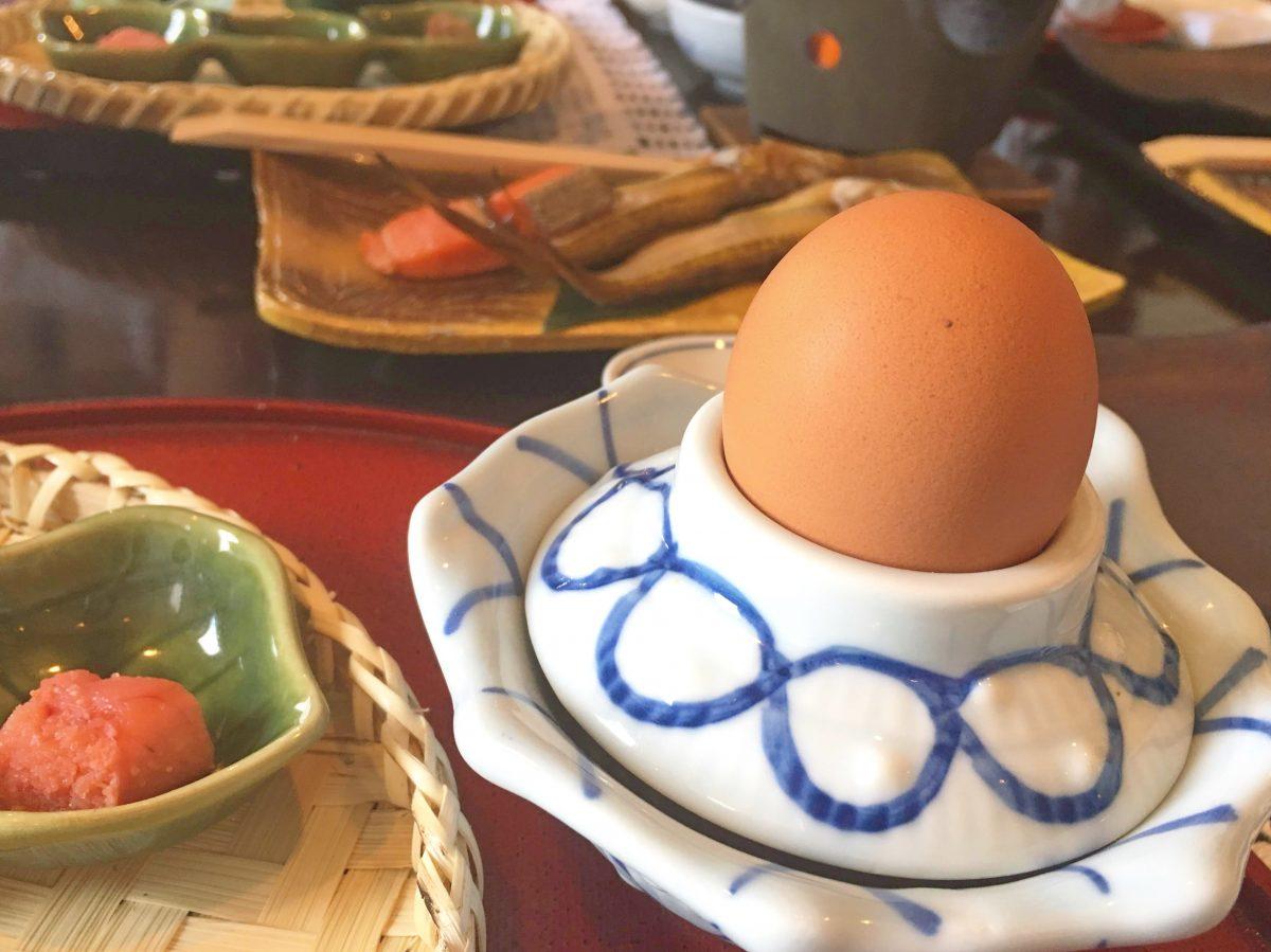 秋田『乳頭温泉郷 妙乃湯』宿泊記⑤~朝食のお料理~