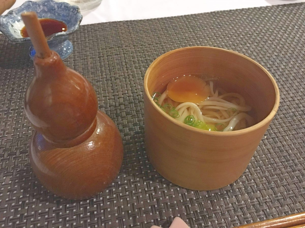 秋田『乳頭温泉郷 妙乃湯』宿泊記③~夕食のお料理~