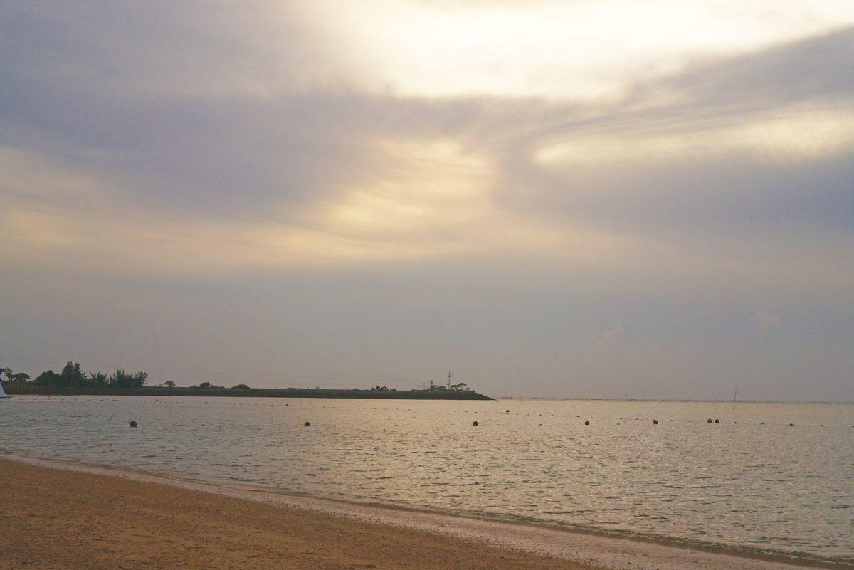 リザンシーパーク茶谷ベイホテルのビーチでのんびりタイム☆