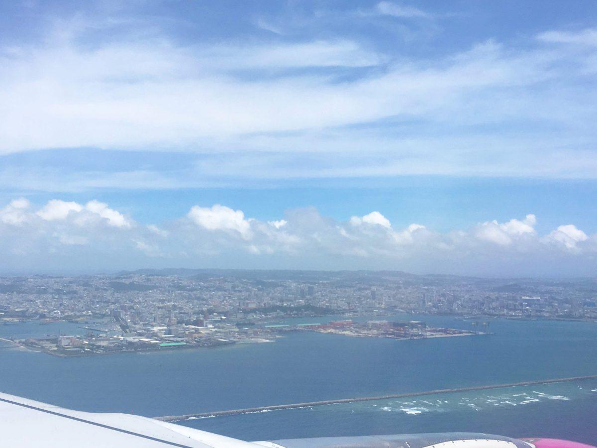 レンタカーなし!沖縄旅行ブログ★ピーチ利用!6月下旬の沖縄へ