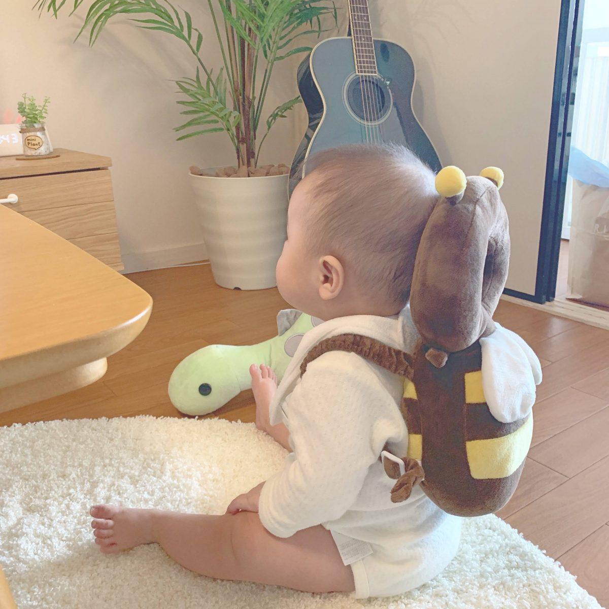 息子の成長記録(0歳8ヶ月~0歳9か月)