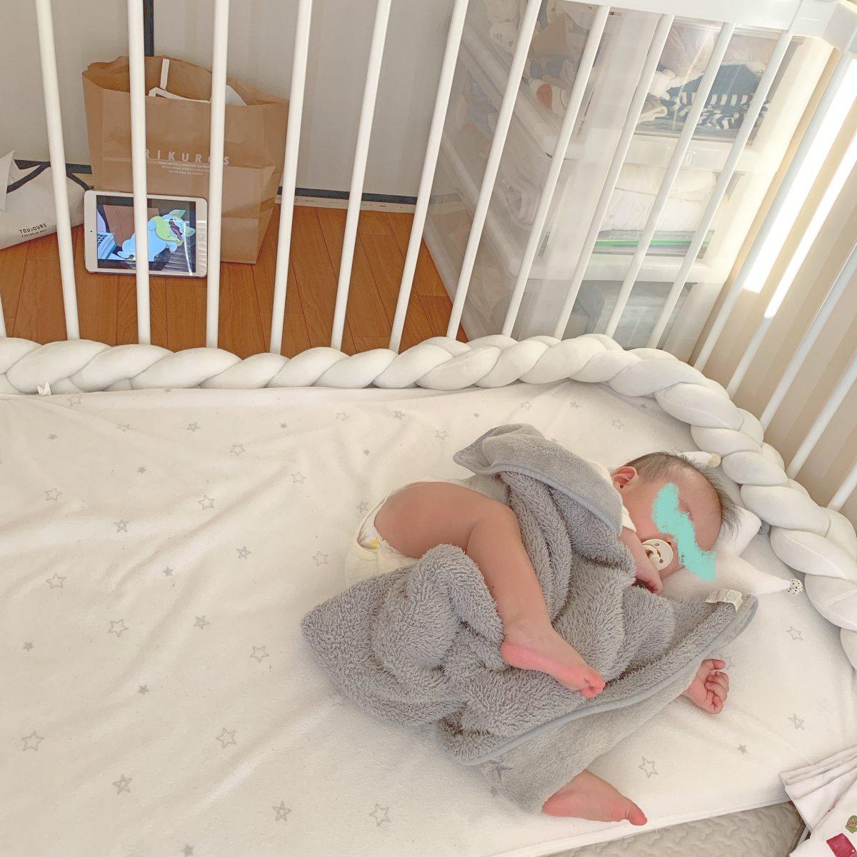 息子の成長記録(0歳9ヶ月~0歳10か月)
