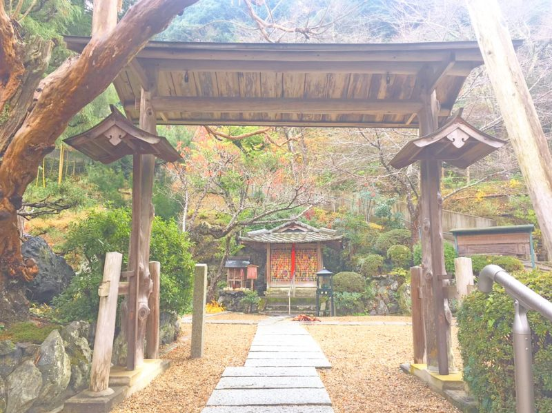 京都(宇治田原)のハートの窓がある正寿院