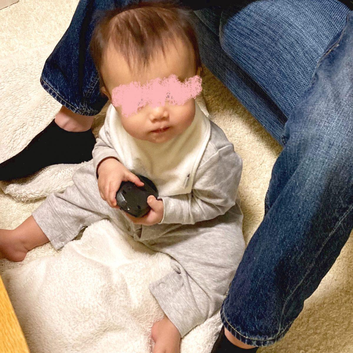 息子の成長記録(0歳10ヶ月~0歳11か月)