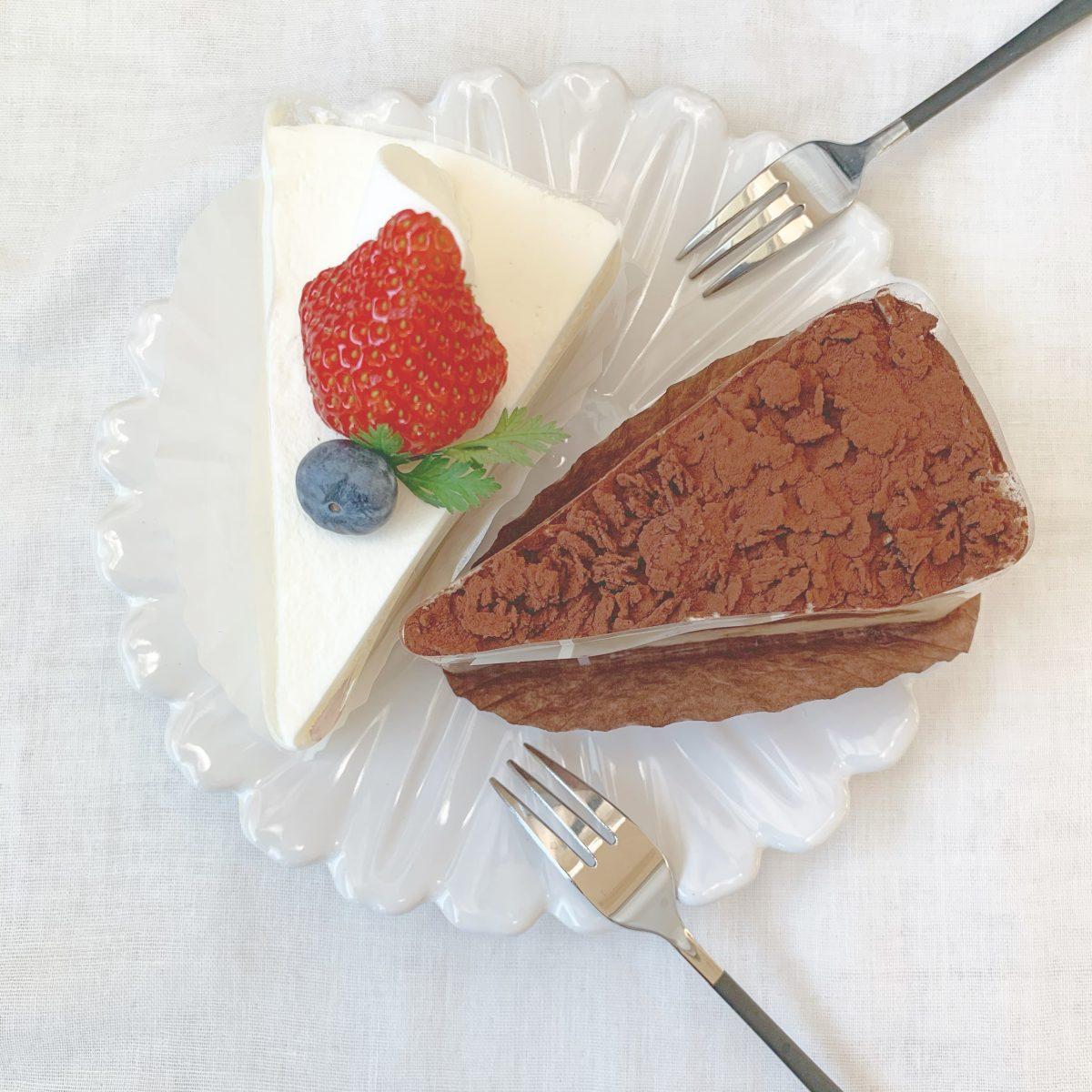 パティスリージョナのケーキ