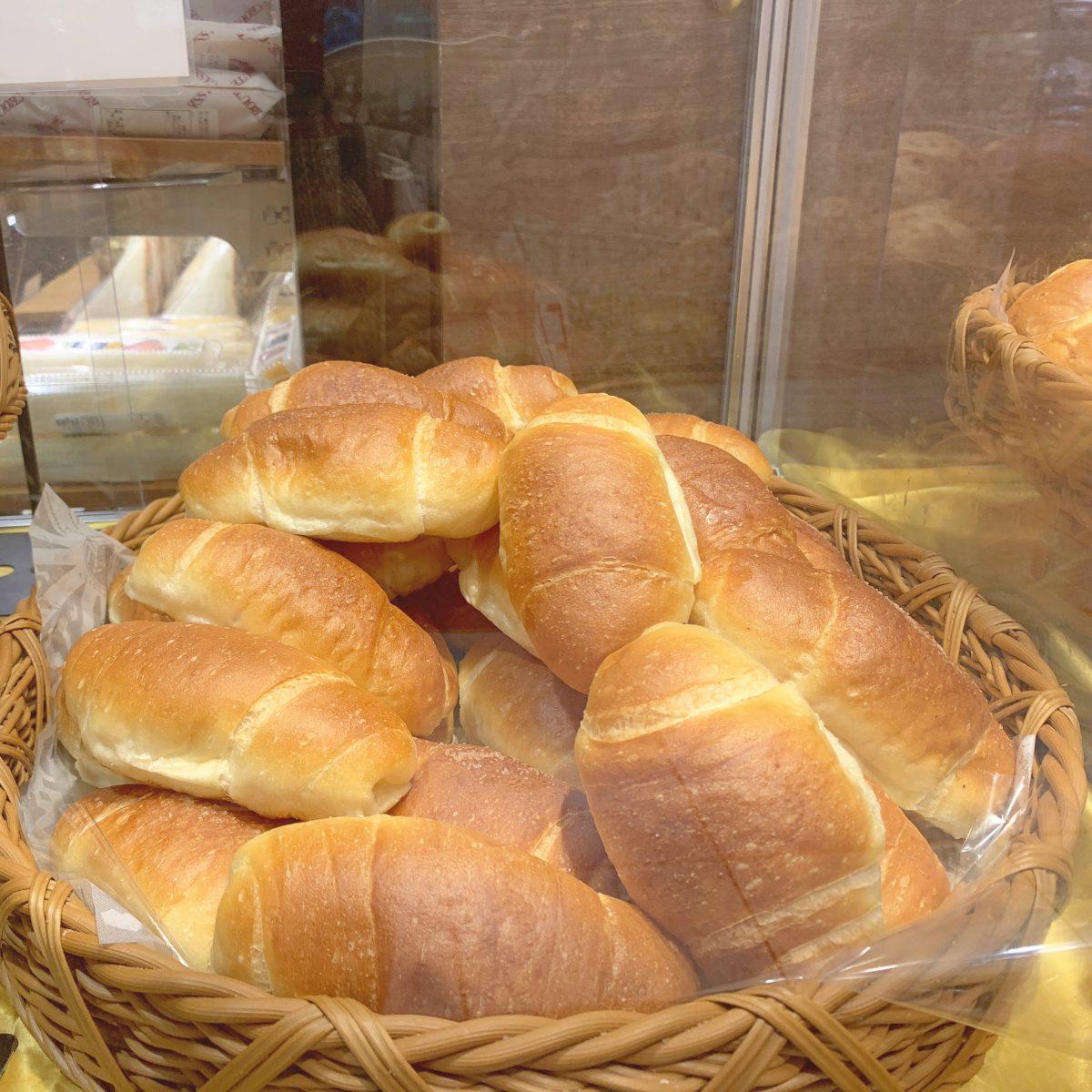 あべのハルカス近鉄本店のパンの人気ランキング塩バターパン