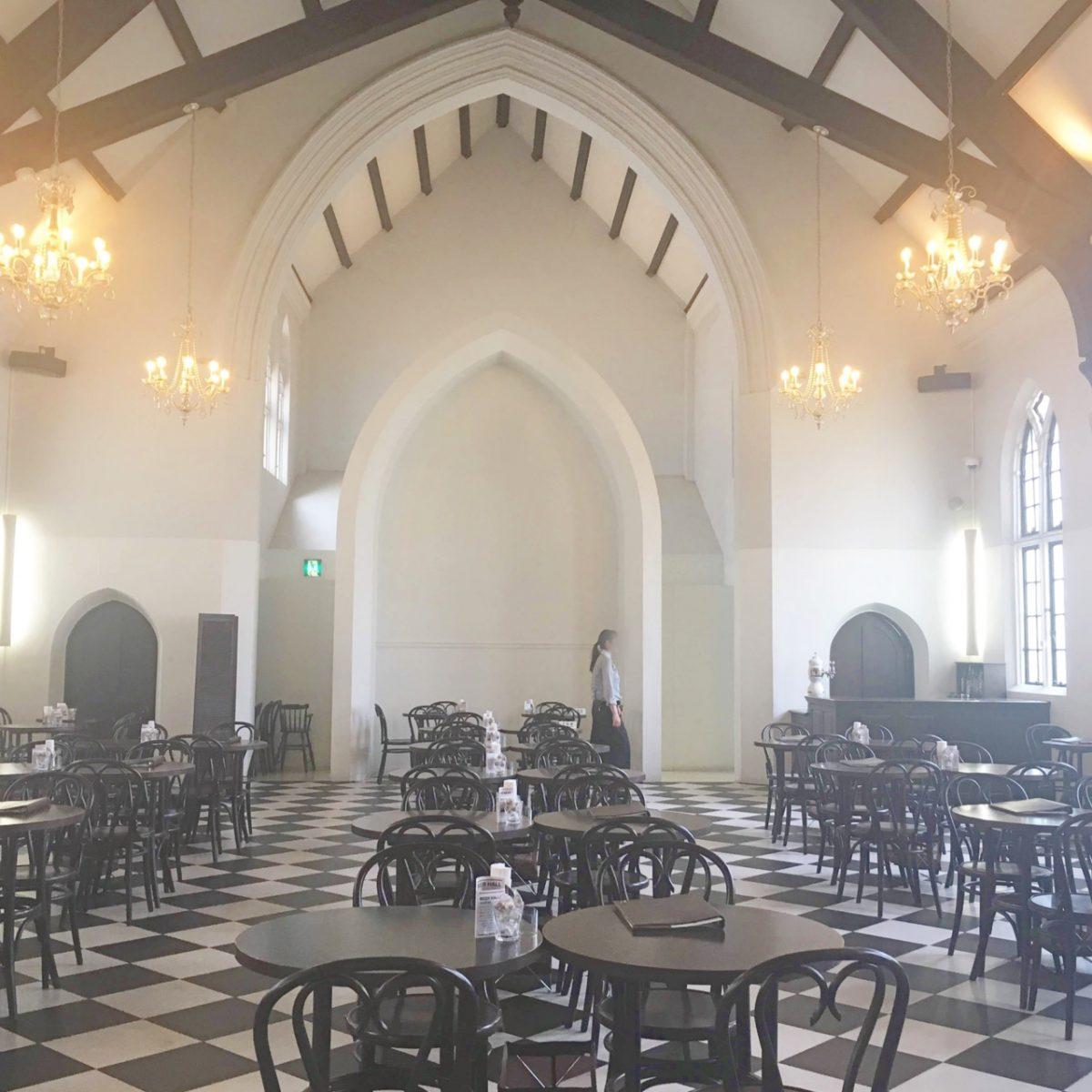 神戸発!教会でおいしいパンやサンドイッチが食べれるおしゃれカフェ『フロインドリーブ』