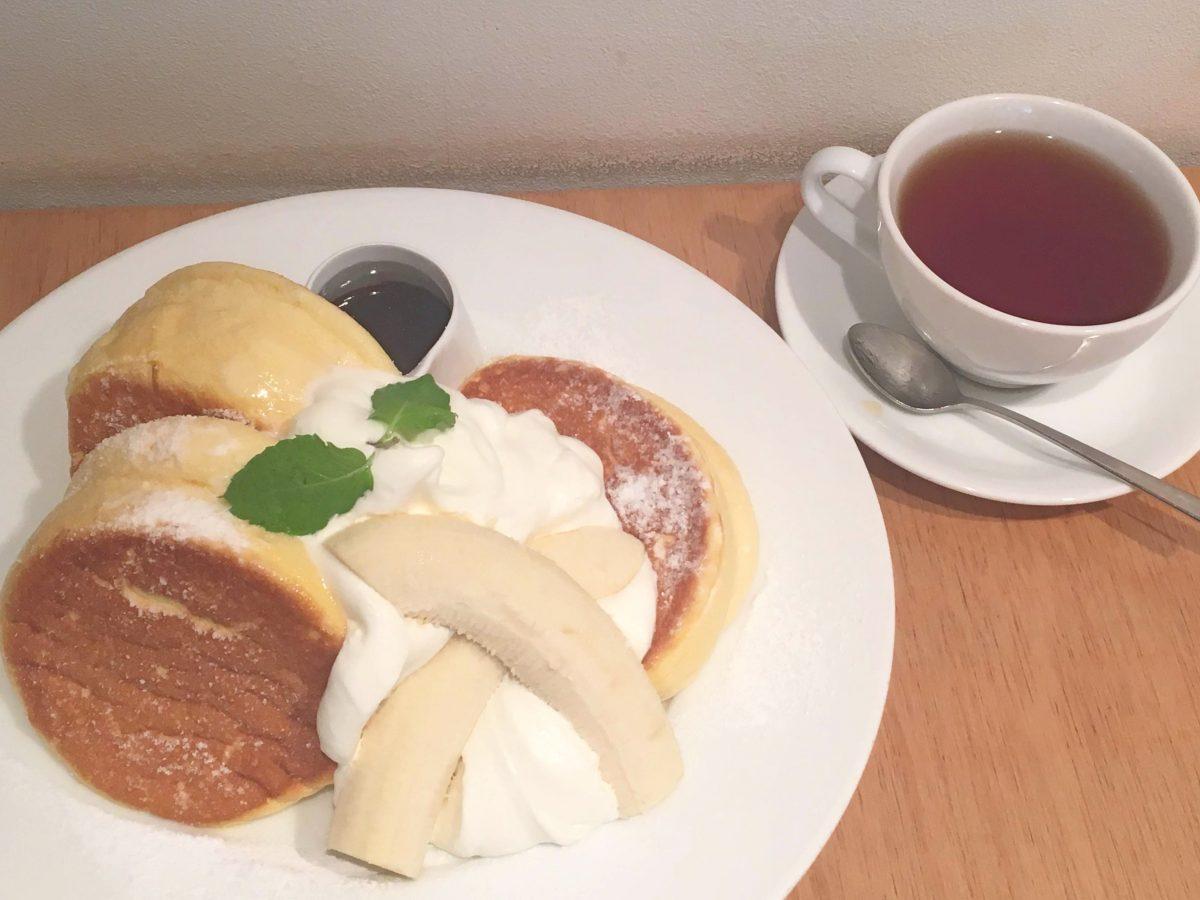 大阪発!おいしい♡幸せのパンケーキ