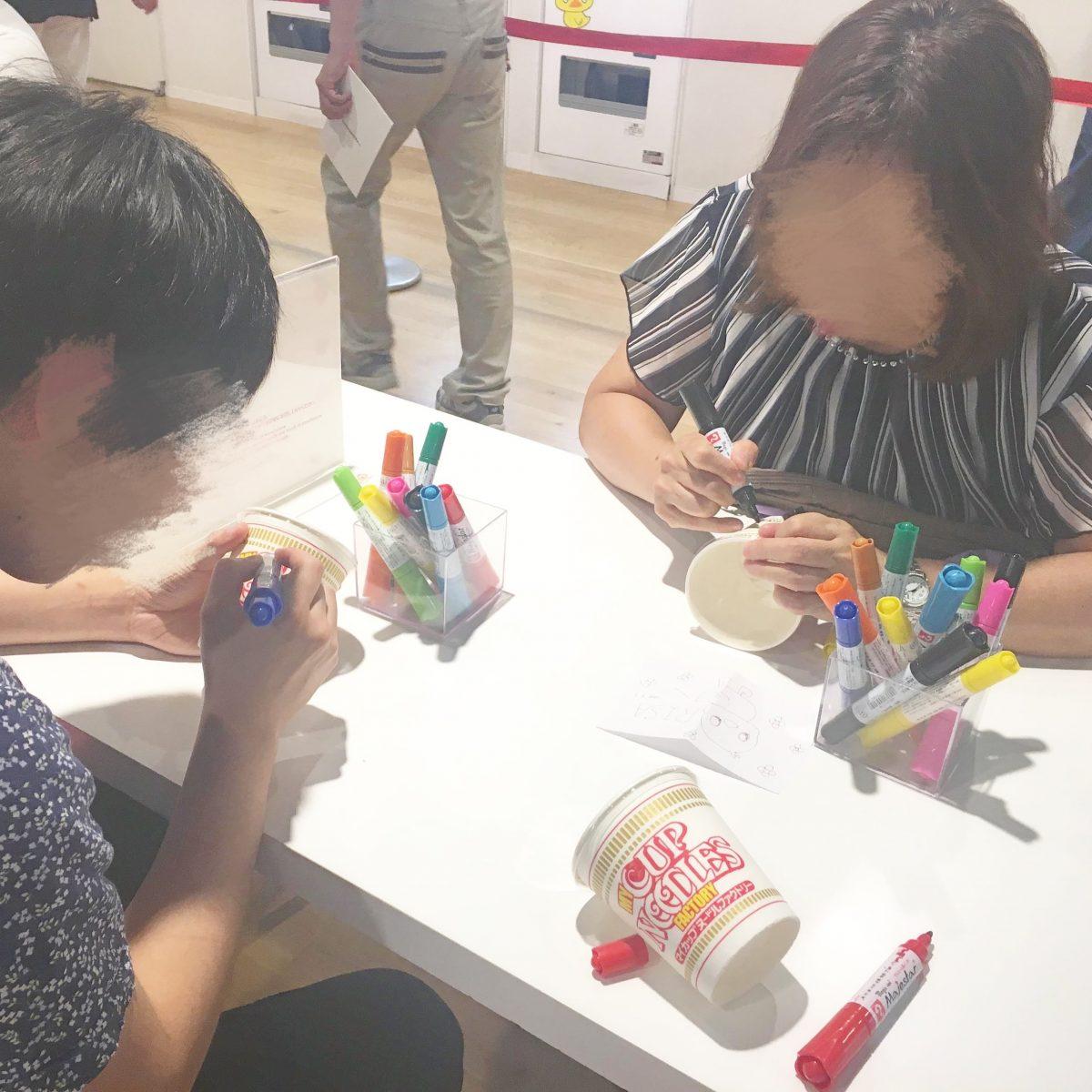 NHK朝ドラ『まんぷく』で注目♡日清カップヌードルミュージアム大阪池田