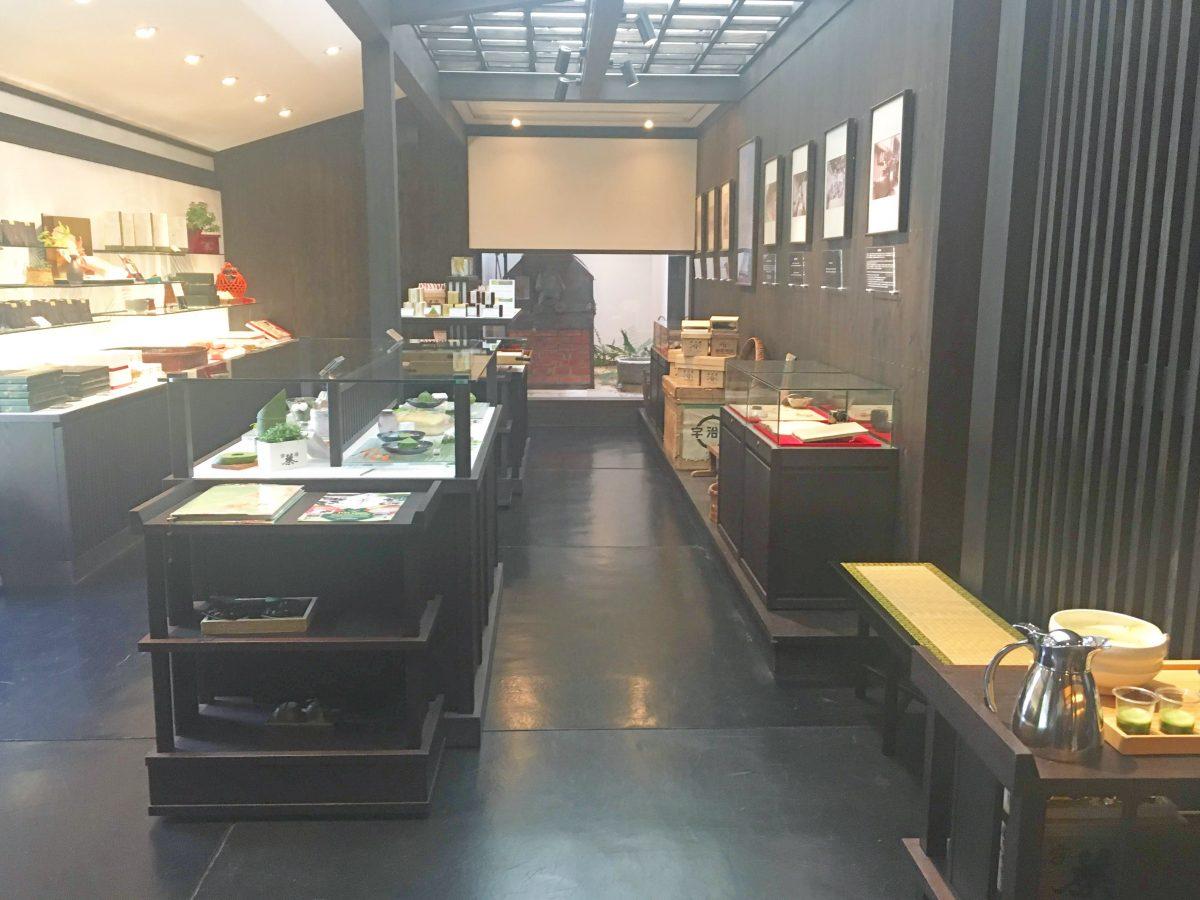 宇治の抹茶カフェ♡辻利兵衛本店でパフェを・・・♩