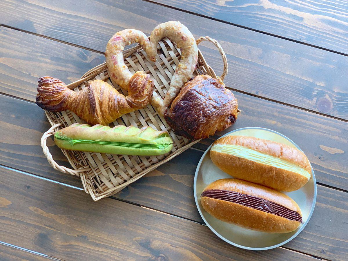 Instagramで人気のおいしいパン屋さん『シュクレクール四ツ橋出張所』
