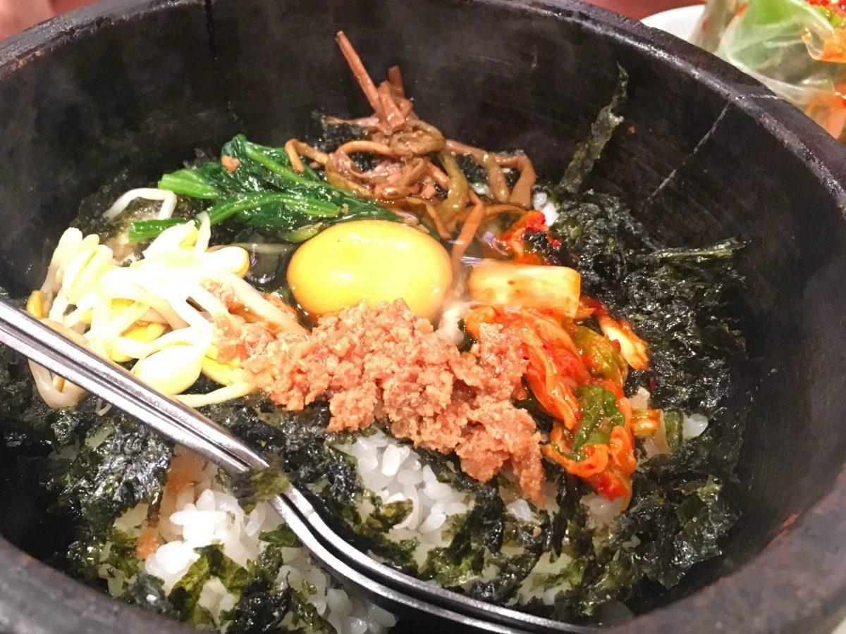 ヨドバシ梅田のおいしい韓国料理店『韓のおしり』【閉店】
