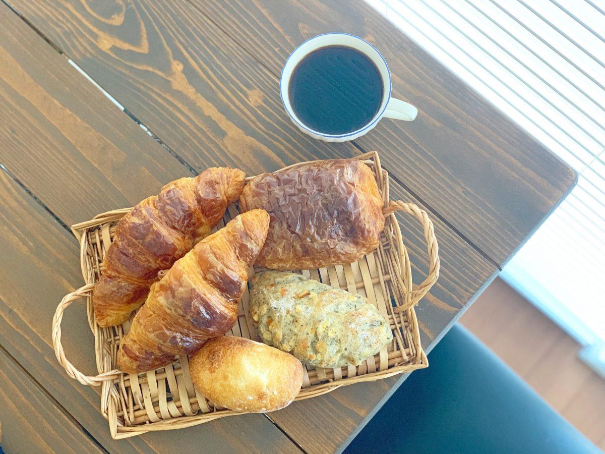 西梅田のパン屋『ブーランジェリーブルディガラ』のケーキがおいしい♡