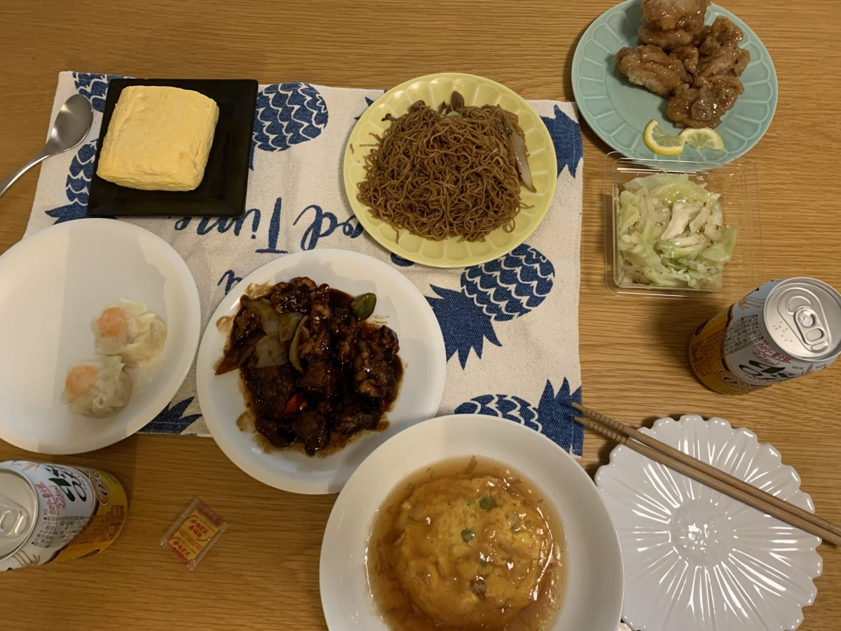中華パーティ