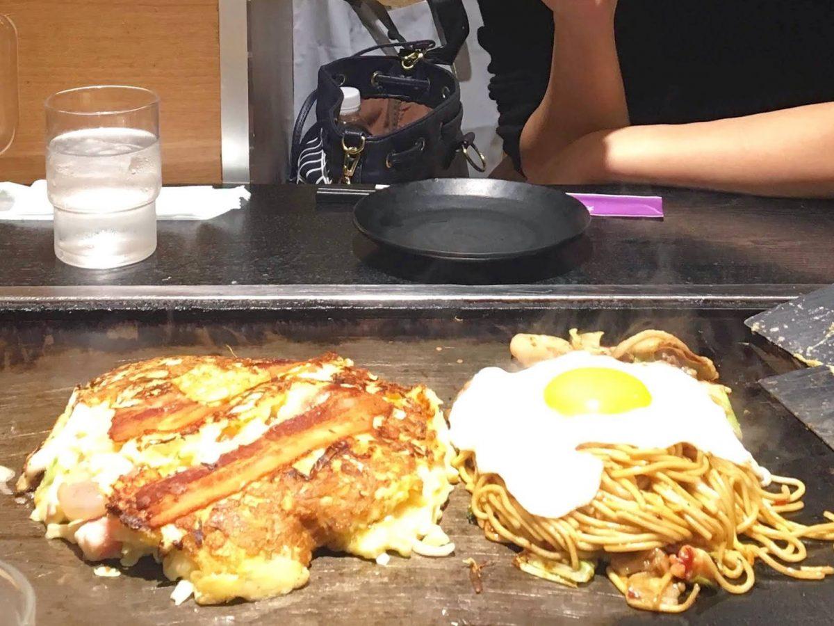 おいしい♡難波のお好み焼き店『味乃家(あじのや)』