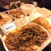エミレーツ航空(関空→ドバイ)エコノミーの機内食と天の川